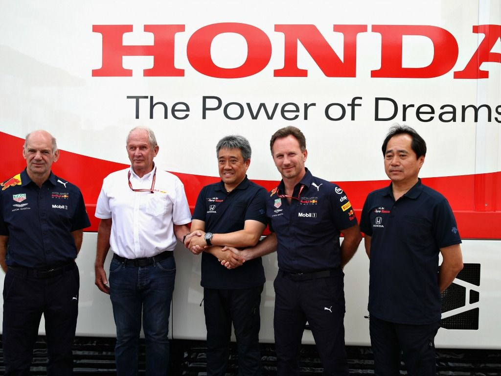Red Bull: Impressed with Honda