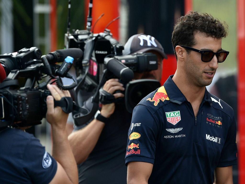 Daniel Ricciardo: No bad blood with Red Bull