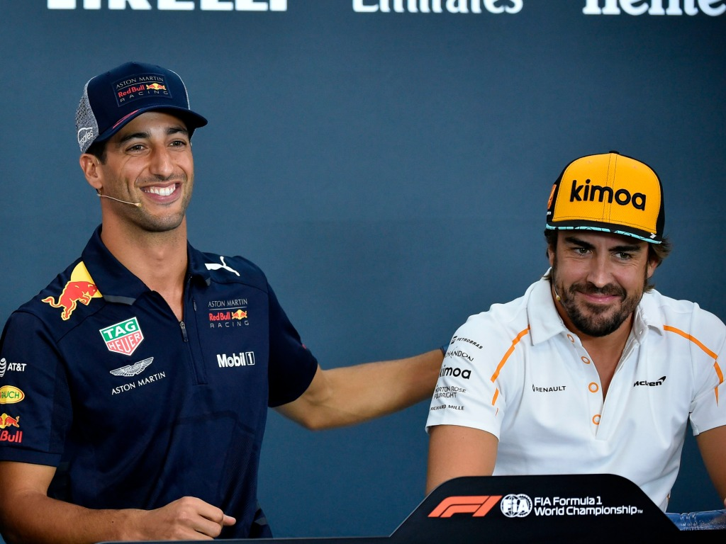 Fernando Alonso: Turned down Red Bull