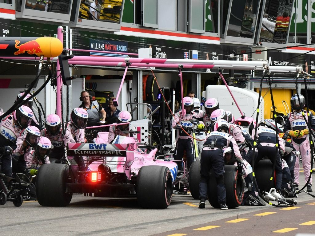 Racing Point Force India: New Formula 1 entry