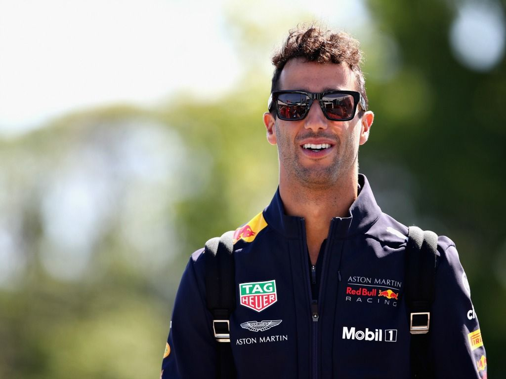 Renault have been 'honest' in Daniel Ricciardo dealings