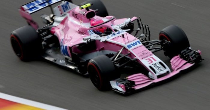 Force India: Russian company threatens legal action