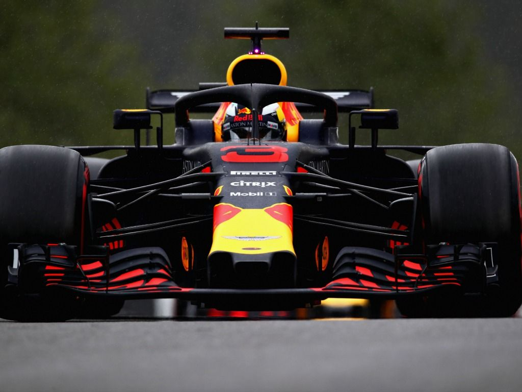 Red Bull: Missed out in Belgium