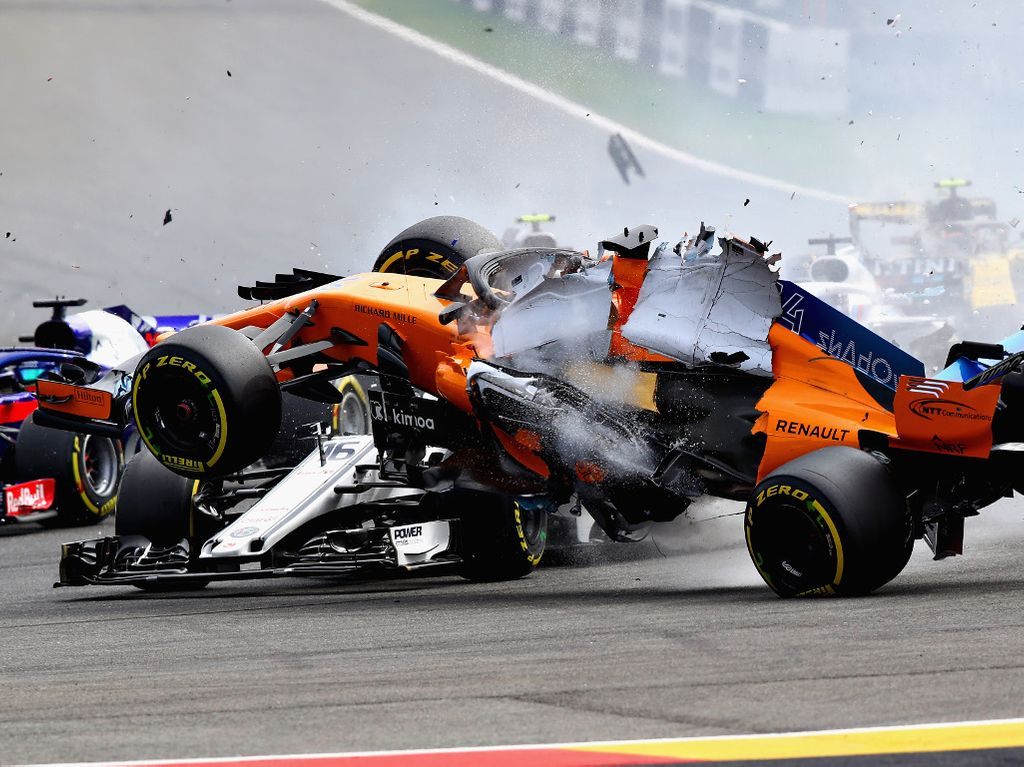 Fernando Alonso hails Halo, questions Nico Hulkenberg