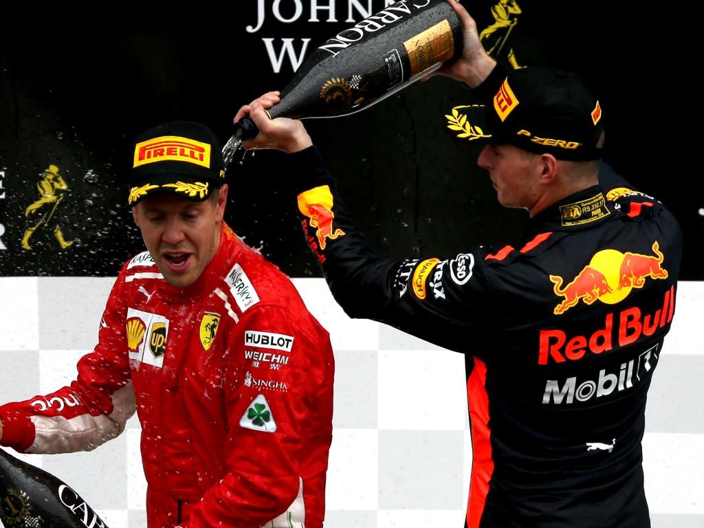 Belgian Grand Prix driver ratings