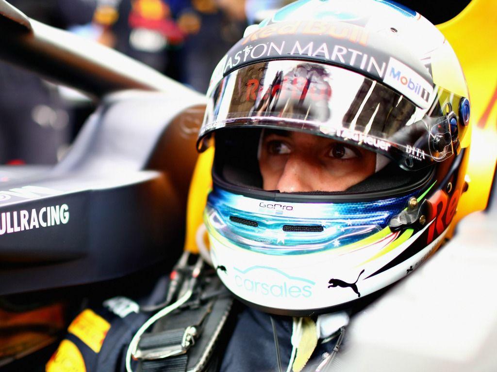 Daniel Ricciardo: Penalty on the way in Monza