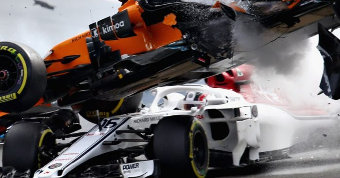 Too early to say if Halo saved Charles Leclerc - Whiting