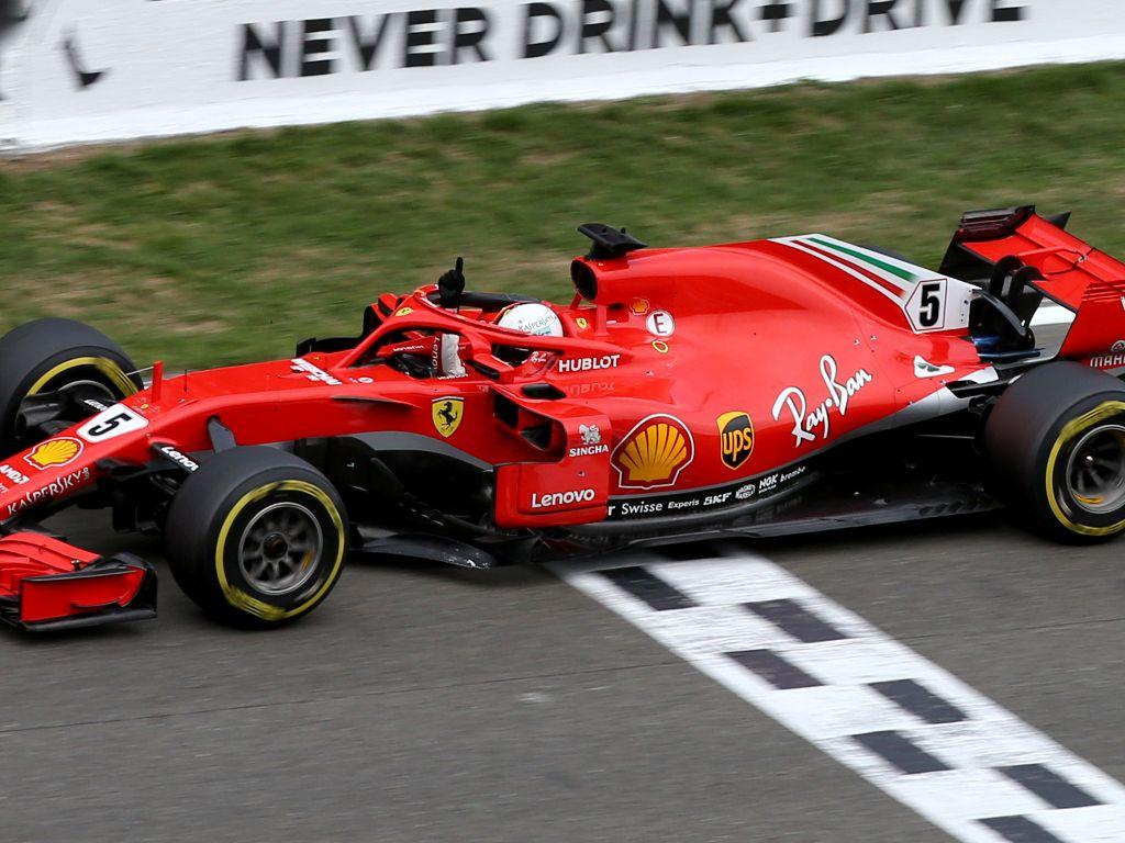 Sebastian Vettel: Spa shows SF71H works everywhere