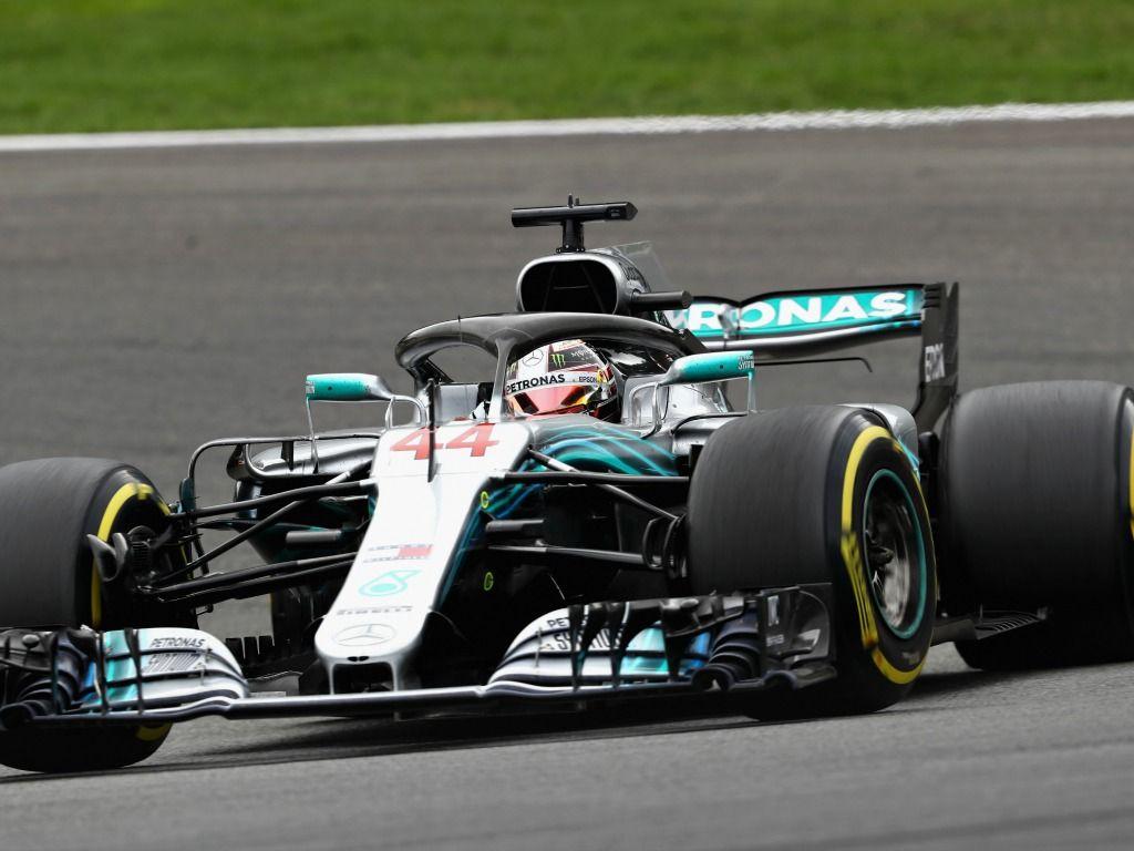 Mercedes: Ferrari notice flexing rear wing