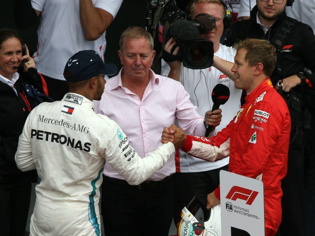 """Lewis Hamilton: Mercedes can't keep """"bluffing"""" Ferrari"""