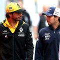 Sergio Perez: On McLaren shortlist