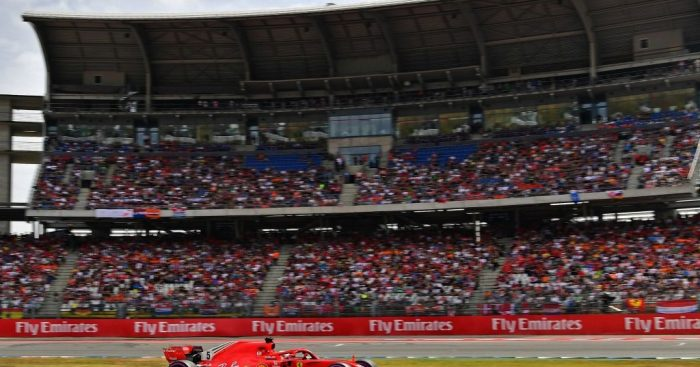 German Grand Prix: Set to stay on F1 calendar