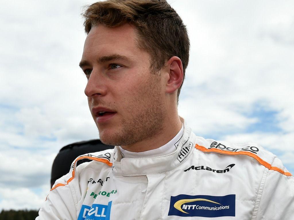 Stoffel Vandoorne: Not an option for Sauber