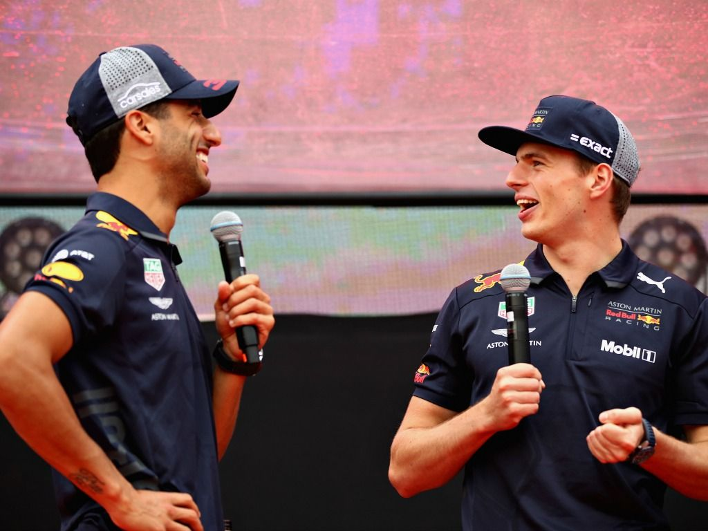 Daniel Ricciardo: Discusses the art of overtaking