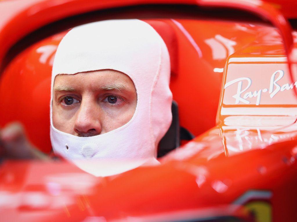 Sebastian Vettel suffers minor crash in Milan event