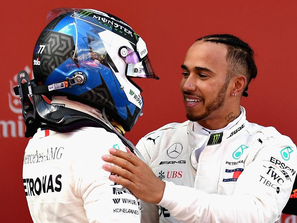 Mercedes to consider team orders after Monza