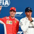 Pressure mounts for home favourites Ferrari