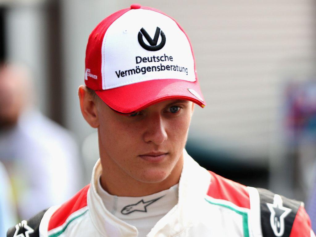'Mick is showing the Schumacher genes'