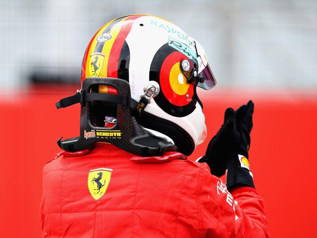 Sebastian Vettel hopes Ferrari success can save Monza