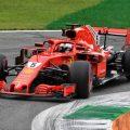 Sebastian Vettel: Quickest in FP2