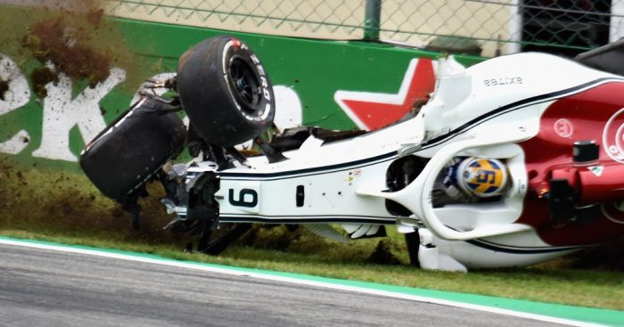 Marcus Ericsson cleared to race at Monza