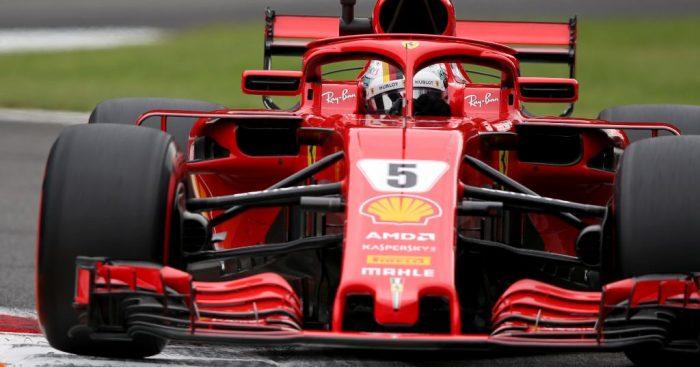 FP3: Sebastian Vettel pips Hamilton in final practice