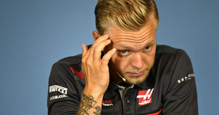 Kevin Magnussen: Fernando Alonso laughed in my face