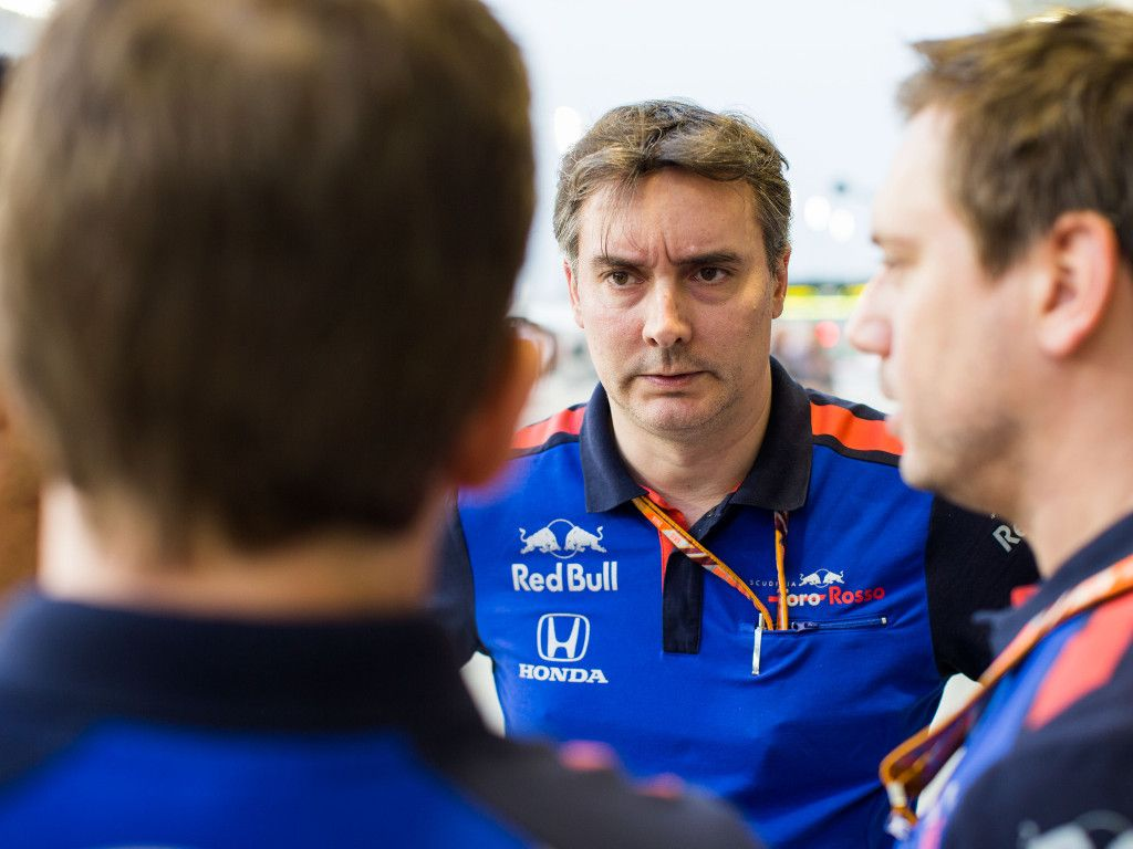 McLaren 'not interested' in RBR's terms for James Key