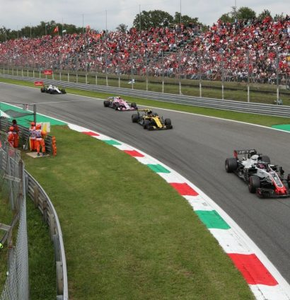 Romain Grosjean: Disqualified at Monza
