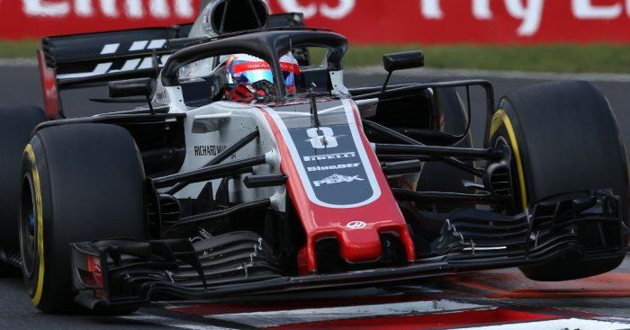 Haas appeal Romain Grosjean's Italian GP disqualification