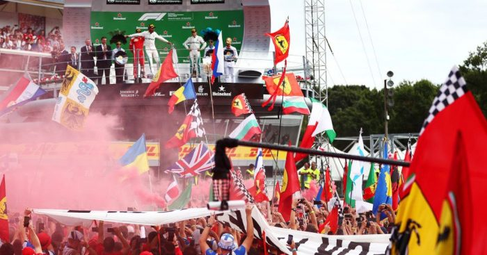 Conclusions from the Italian Grand Prix