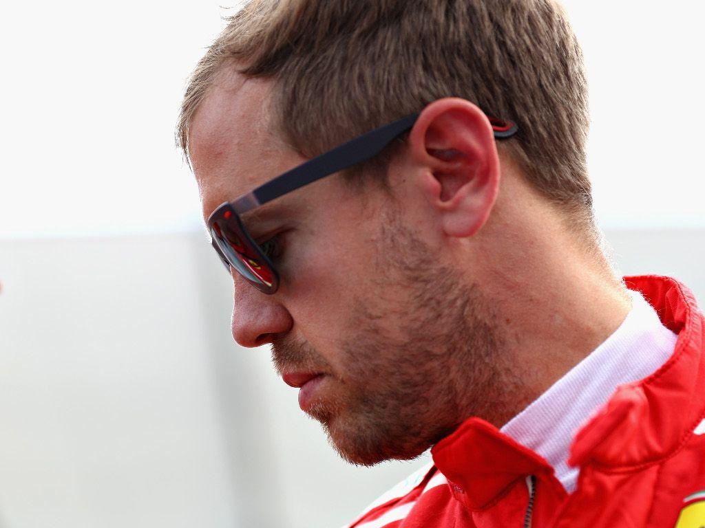 Rosberg: Clash was 100% Sebastian Vettel's fault