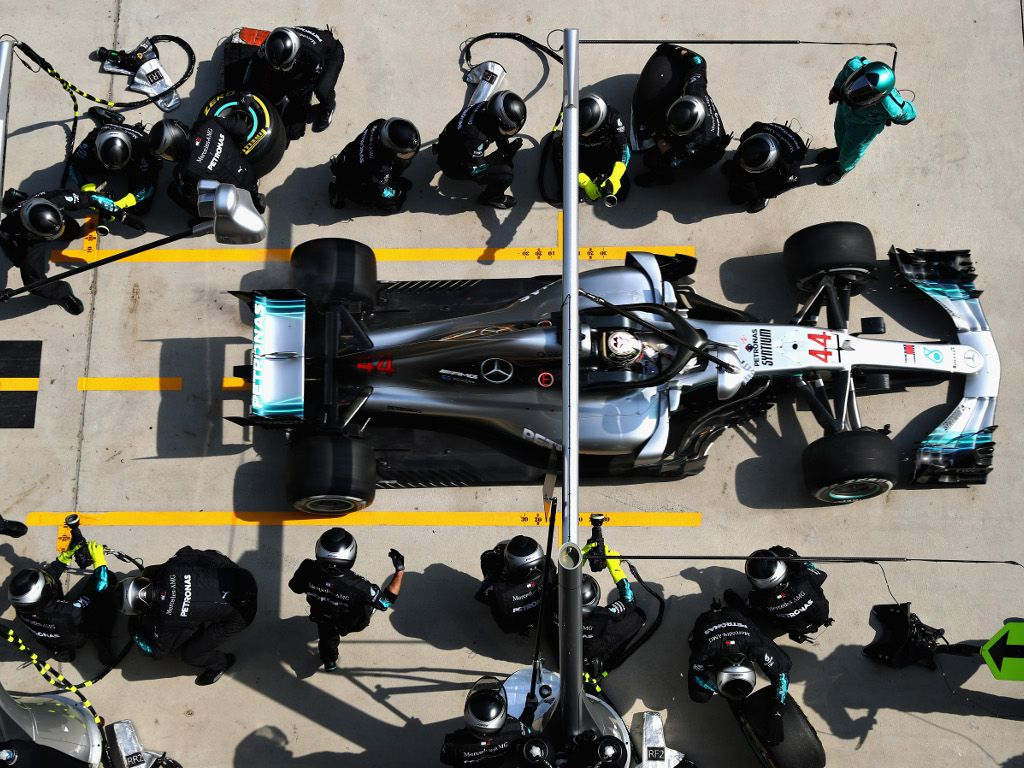 Charlie Whiting: Pit stop bluff part of the game