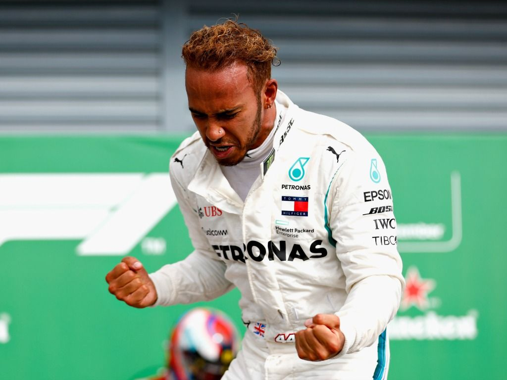Lewis Hamilton has no issues with Monza booing