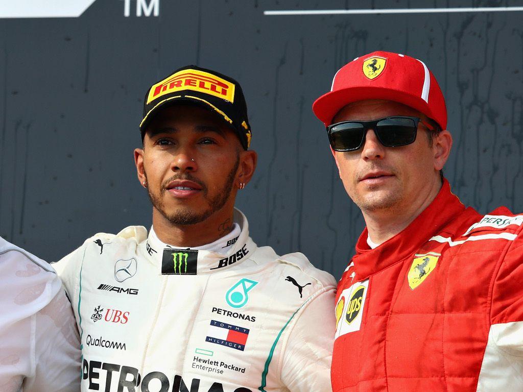Lewis Hamilton: Formula 1 would miss Kimi Raikkonen