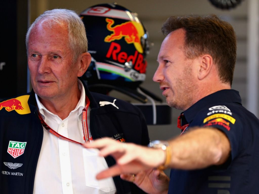 Red Bull: Dr Helmut Marko issues quit threat