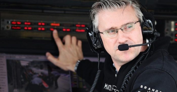 Pat Fry returns to McLaren as engineering director
