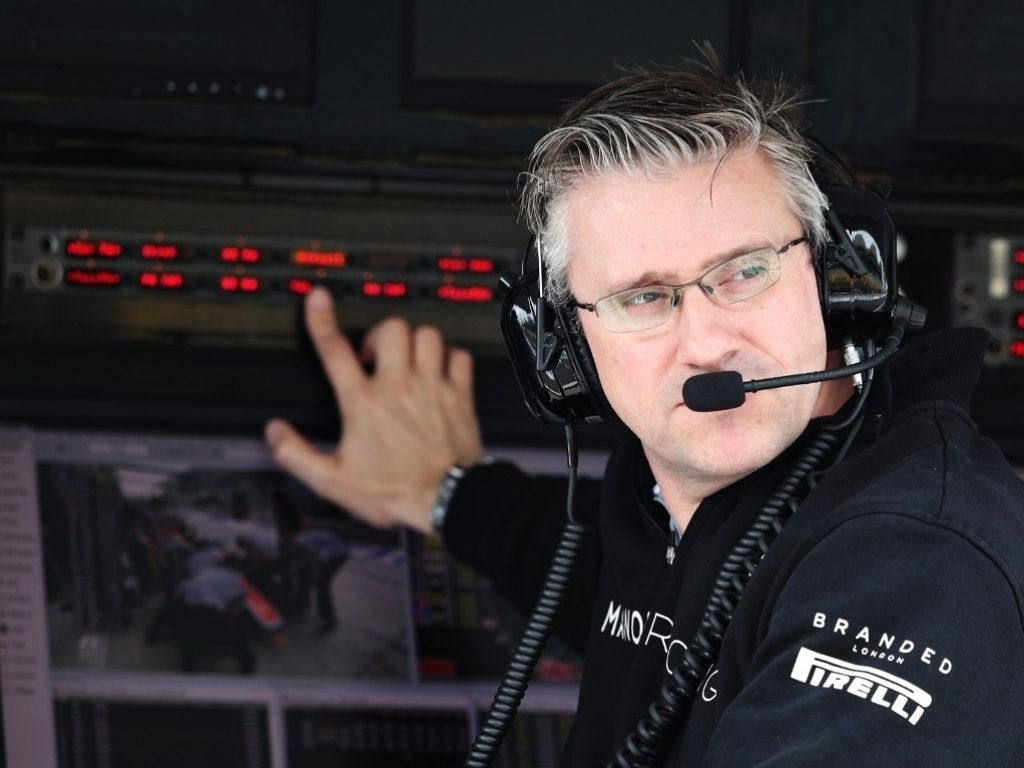 Pat Fry set to join Renault in technical role