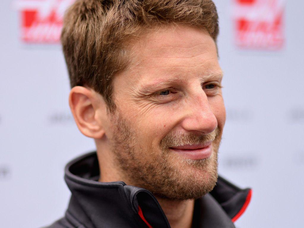 Romain Grosjean has the 'key'