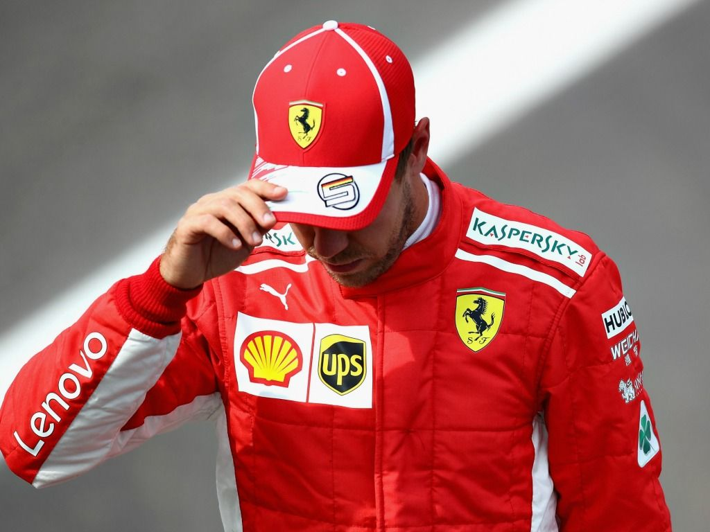 Sebastian Vettel: Not happy with Ferrari