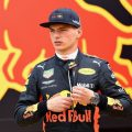 Max Verstappen: Comments in heat of the moment
