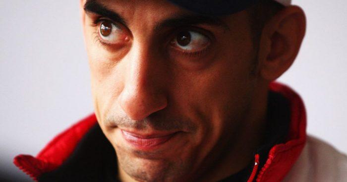 Sebastien Buemi seat fitting fuels Toro Rosso rumours