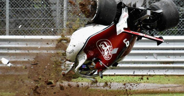 Teams to discuss DRS after Marcus Ericsson's crash