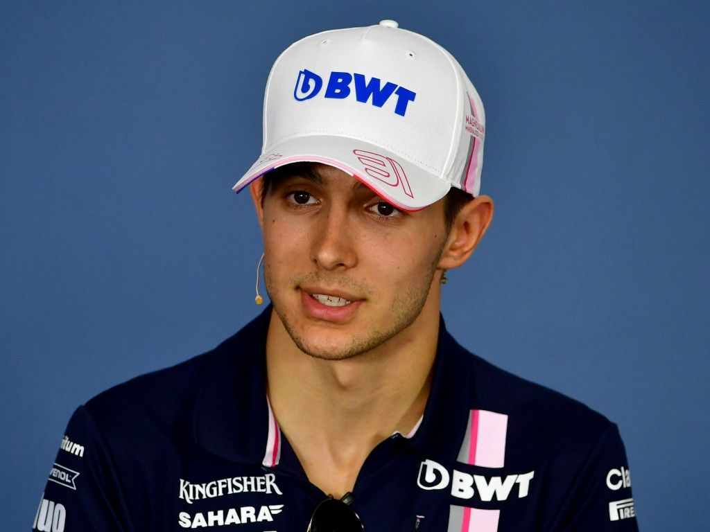 'Esteban Ocon's Mercedes tie a tick in the wrong box'