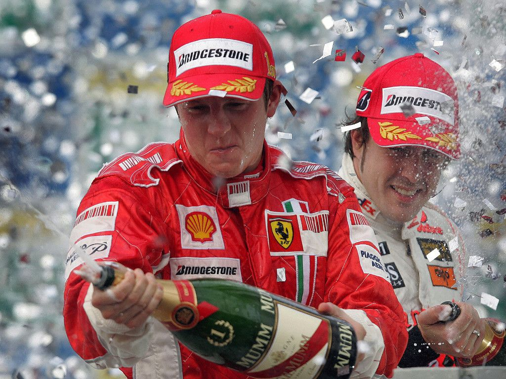 Reasons why we all love Kimi Raikkonen