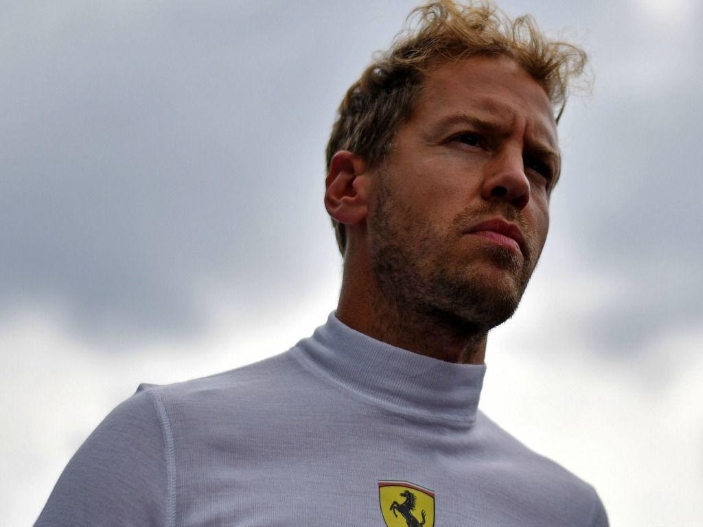 Sebastian Vettel: Defended by Toto Wolff