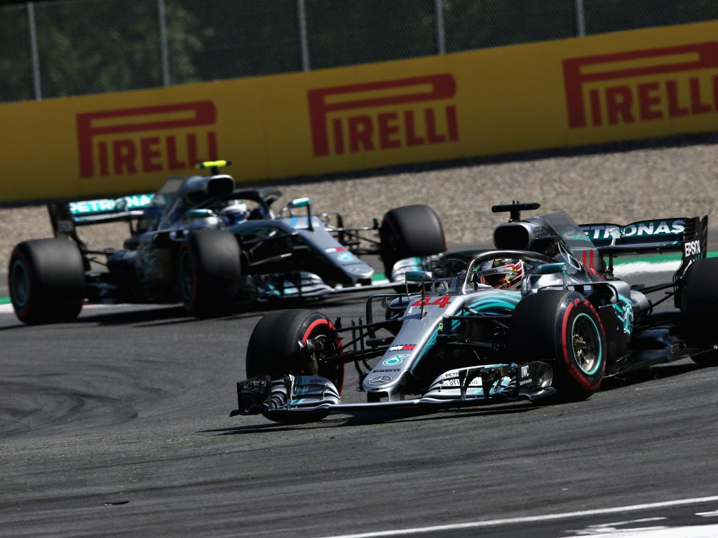 Mercedes will 'turn the factory upside down'