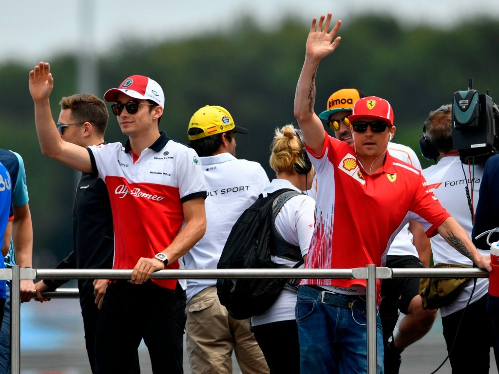 Charles Leclerc: Replaces Kimi Raikkonen