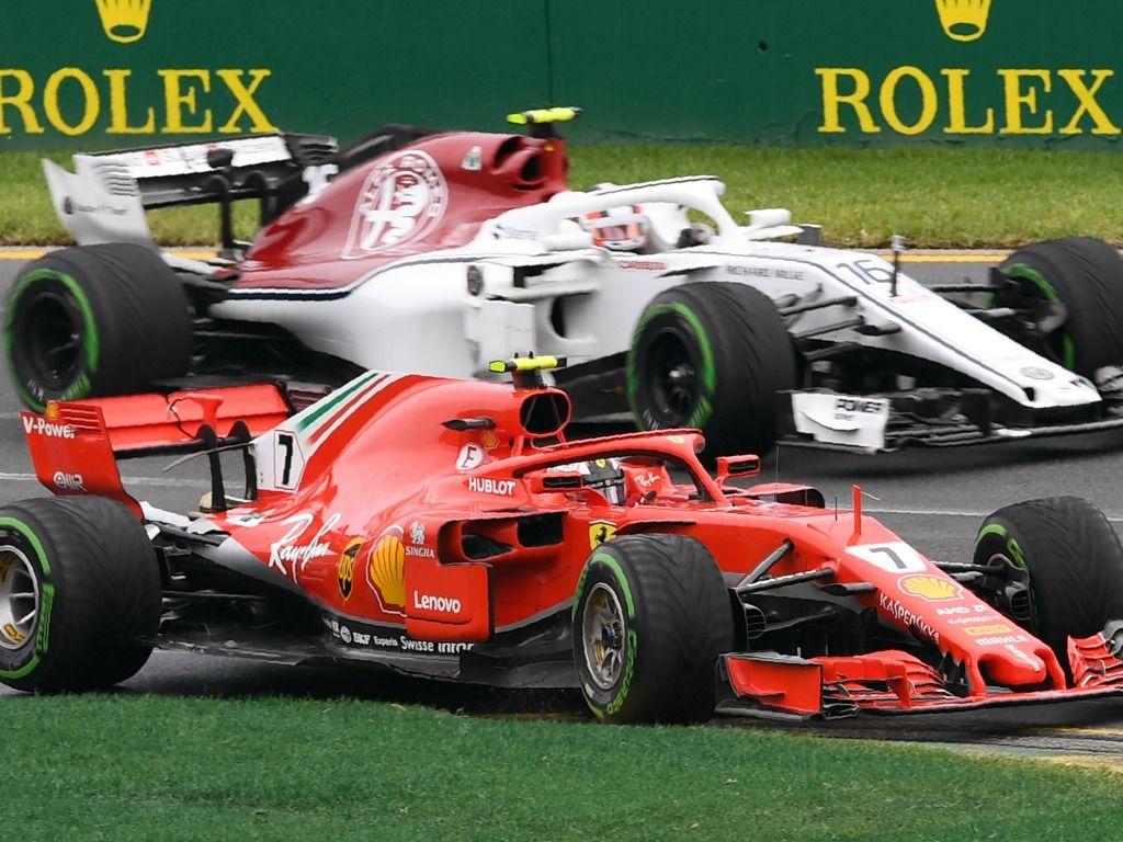 Ferrari: Leclerc in, Raikkonen out