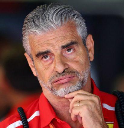 Maurizio Arrivabene: Said sorry to Valtteri Bottas